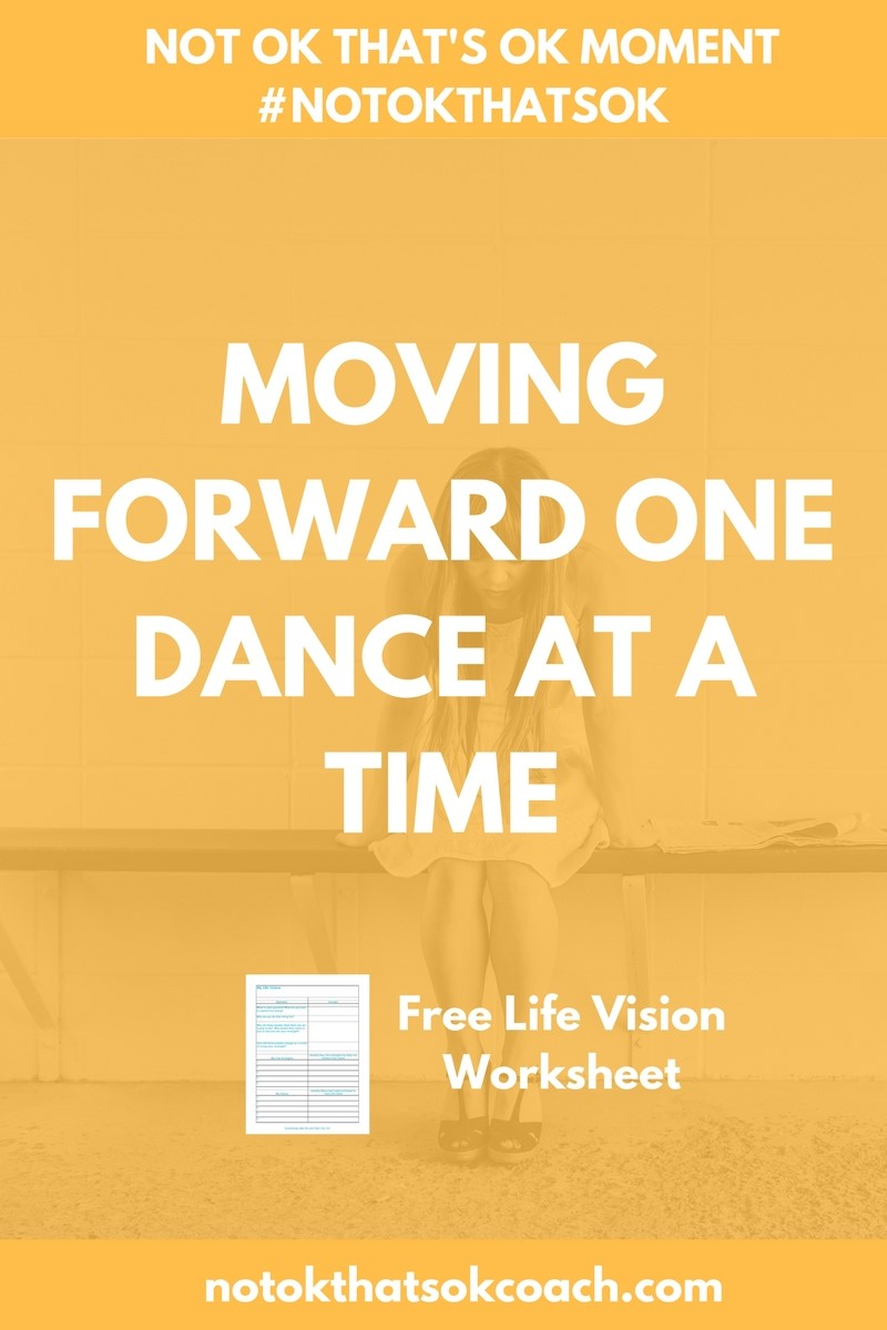 Moving Forward One Dance at a Time