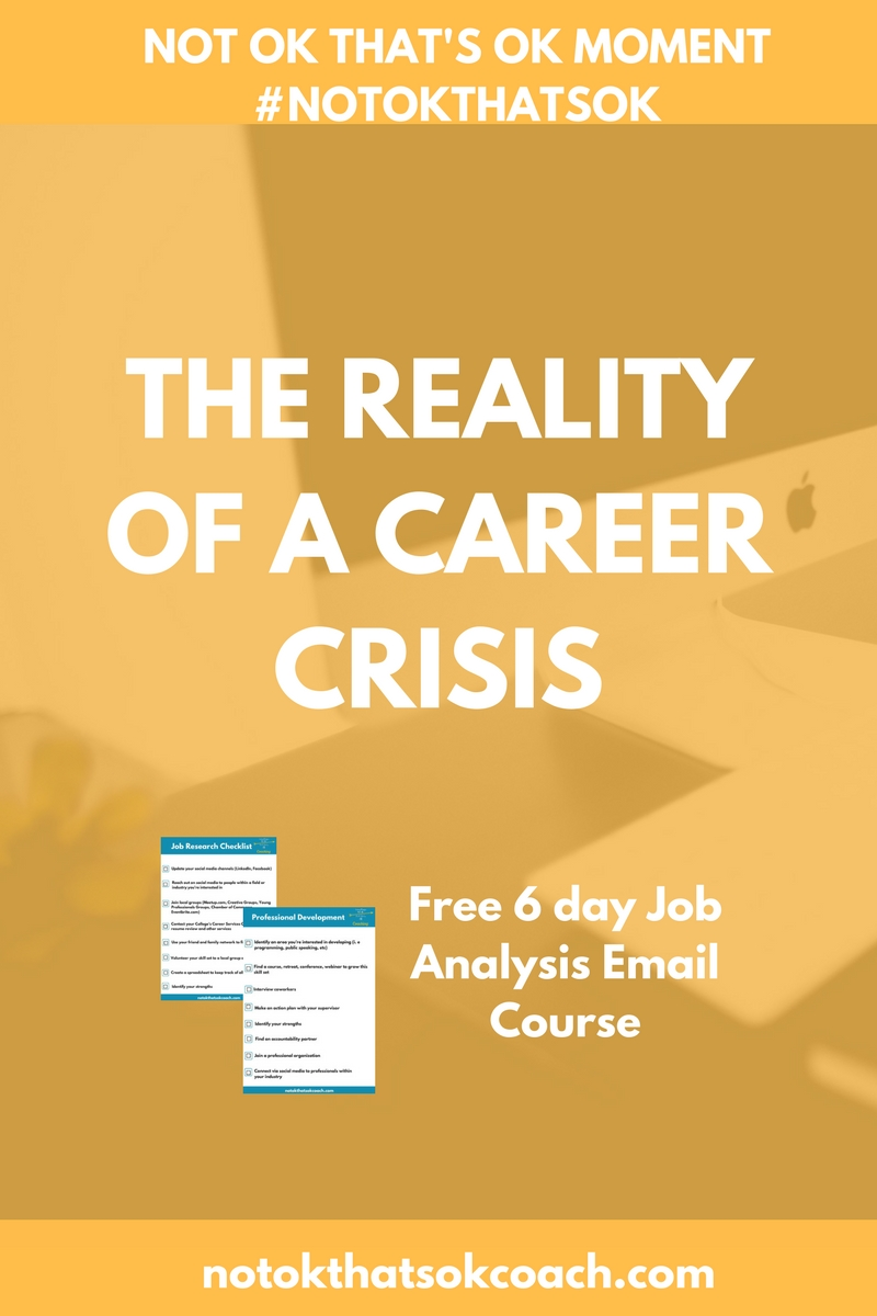 career development archives career and life coach in philadelphia the reality of a career crisis