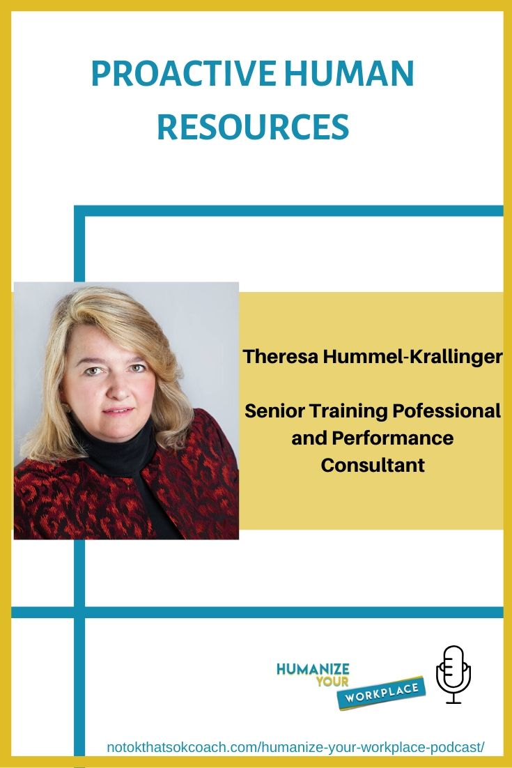 Proactive Human Resources